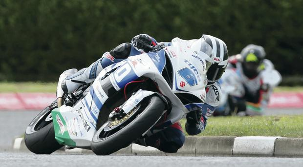 Red-hot form: William Dunlop is targeting a maiden TT victory
