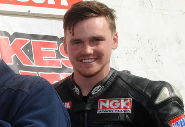 Right track: Nico Mawhinney is a big fan of Oulton Park