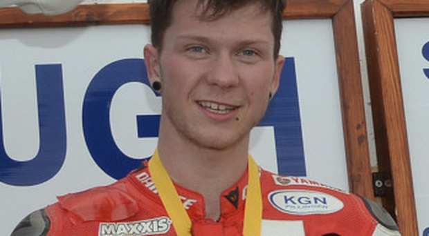 Opportunity: Andy Reid will make World Supersport bow