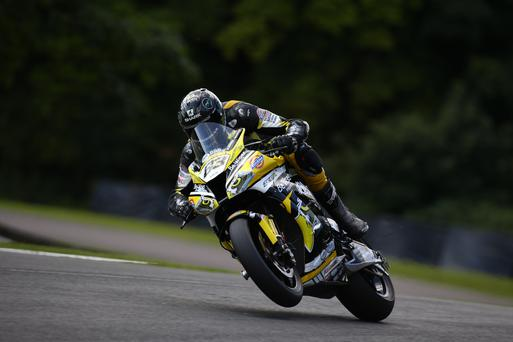 Road to glory: Danny Buchan wants to become the first person since Michael Laverty to retain the Sunflower Trophy