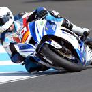 On the up: Josh Elliott is looking to secure a premier class British Superbike ride next year