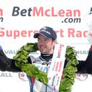 Record breaker: Alastair Seeley could well go past legendary racer Robert Dunlop's tally of 15 North West 200 wins next May.