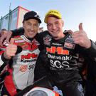 Pair of aces: Jeremy McWilliams and Ryan Farquhar will again bid for International Challenge Trophy success