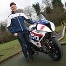 Gearing up: Josh Elliott is heading for Cartagena with TAS