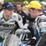 Leading the way: Ian Hutchinson and Michael Dunlop will be the men to beat again on the Isle of Man this summer