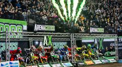 Super spectacle: Arenacross