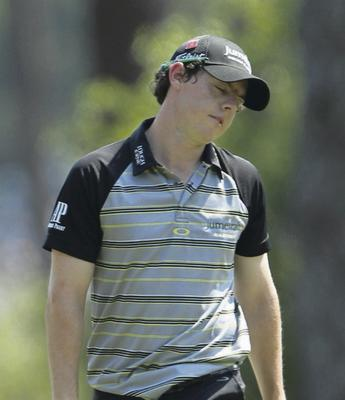 Huge talent:  Rory McIlroy has endured a difficult 2013 campaign, but can reign again when 2014 comes around
