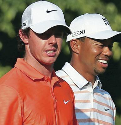 Rory will be at Augusta but Tiger will not