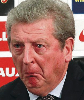 England manager Roy Hodgson faces two crucial World Cup qualifiers