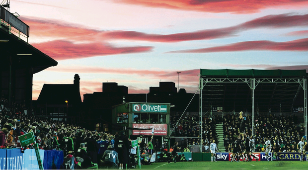 Welford Road can be an intimidating place but Ulster can still triumph on Saturday