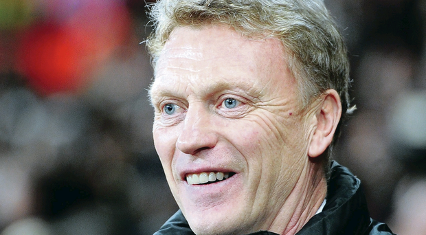 David Moyes is smiling again after bringing in Juan Mata during the transfer window