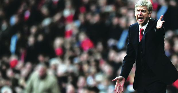 Targets: Arsene Wenger must guide Arsenal to silverware