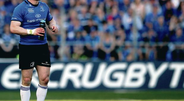Brian O'Driscoll is set to make his last appearance at Ravenhill tomorrow night