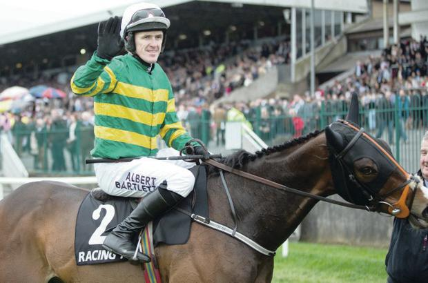 Great heights: AP McCoy