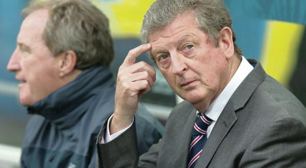 Out of his depth: Roy Hodgson's tactics have been brutally exposed during England's two defeats to Italy and Costa Rica