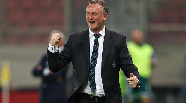 Euro dream: 2015 could be big for Michael O'Neill
