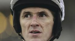 Tony McCoy will be on My Tent Or Yours