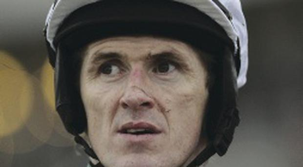 Tony McCoy opened his account yesterday on board Brian Ellison's Magic Skyline