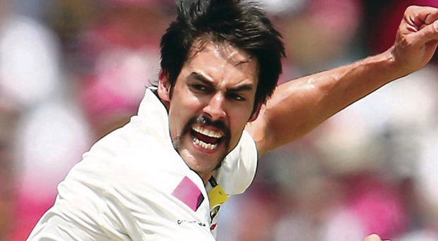 England will again come face to face with Australia's Mitchell Johnson in the ODIs