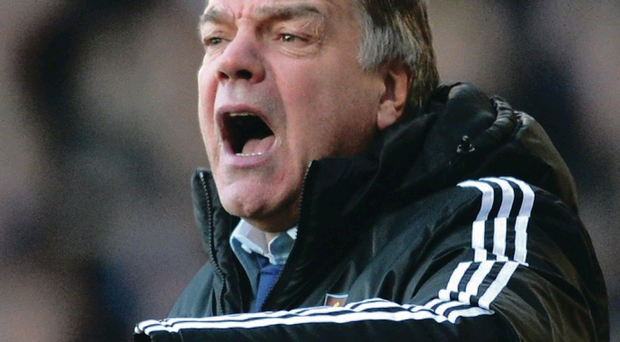 Sam Allardyce is favourite to be the next Premier League boss to lose his job – and it could happen next week