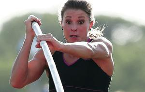 Over: Zoe Brown's Commonwealth Games ended in disqualification