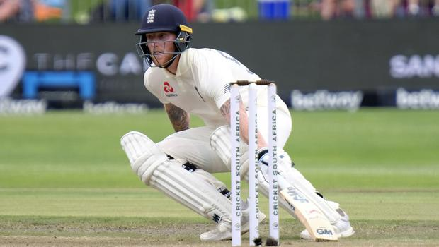 Ben Stokes starred with bat, ball and in the field (Michael Sheehan/AP)