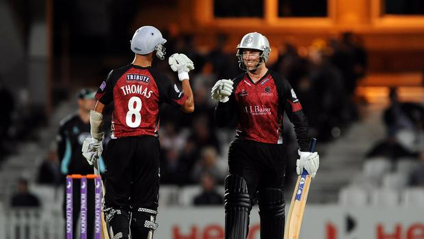 Cricket – Royal London One Day Cup – Surrey v Somerset – Kia Oval