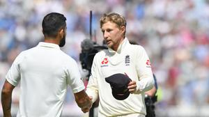 England captain Joe Root will not be shaking hands during the tour of Sri Lanka (Anthony Devlin/PA)