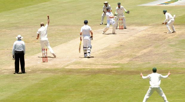 England are among the teams to suffer at Centurion (Gareth Copley/PA)