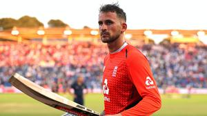 Alex Hales averages nearly 38 after 70 one-day internationals (Mark Kerton/PA)