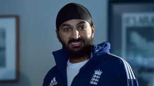 Monty Panesar earned cult hero status with England (Anthony Devlin/PA)