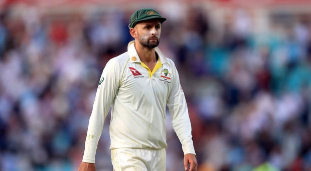 Nathan Lyon has signed for Hampshire in 2020 (Mike Egerton/PA)