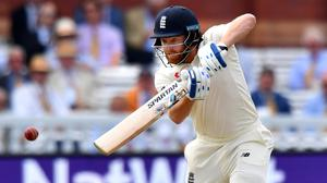 Jonny Bairstow is hoping to make the number-three spot his own (Anthony Devlin/PA)