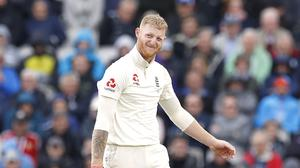 Ben Stokes is out of England's tour match in Sri Lanka with an abdominal injury (Martin Rickett/PA)