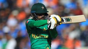 Mohammad Hafeez has played 55 Tests, 218 ODIs and 91 T20s (Mike Egerton/PA)