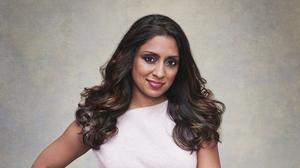 Isa Guha, the new lead presenter of the BBC's Test cricket highlights (BBC)