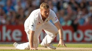 Andrew Flintoff had a roller-coaster of an England career with plenty ups and downs (Gareth Copley/PA)