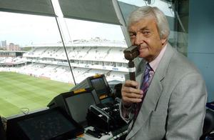 The great Richie Benaud set a high benchmark for cricket presenters (Sean Dempsey/PA archive)