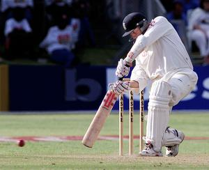 The definitive England opener of the 1990s, Michael Atherton (Rebecca Naden/PA)