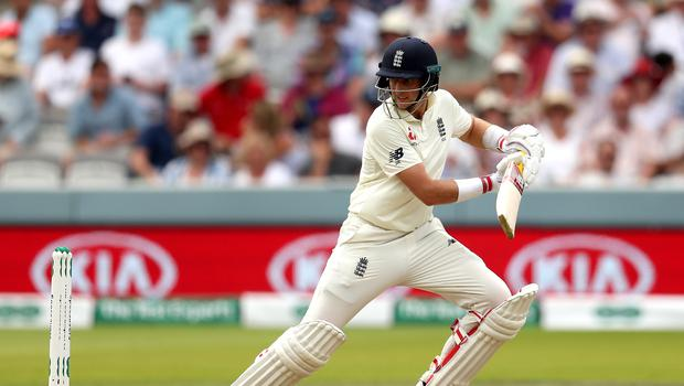 Joe Root was not impressed with the pitch at Lord's (Bradley Collyer/PA
