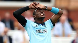 Jofra Archer will spend a second day in isolation (Tim Goode/PA)