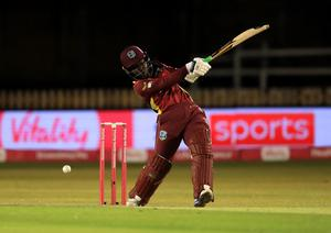 Deandra Dottin has agreed to be retained by London Spirit (Mike Egerton/PA)