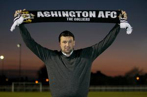 Steve Harmison was briefly manager of Ashington (Richard Sellers/PA)