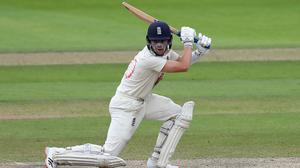 Ollie Pope admits his runs are a weight off his shoulders (Martin Rickett/PA)