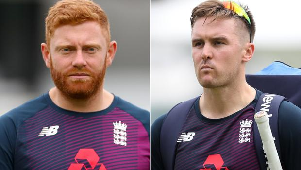 England duo Jonny Bairstow (left) and Jason Roy are set to go head to head in The Hundred (Bradley Collyer/Tim Goode/PA)