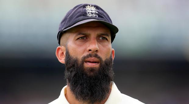 Ashley Giles has not ruled out Moeen Ali making a return to England's Test team (Mike Egerton/PA).