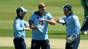 David Willey was in fine form for England (Mike Hewitt/PA)