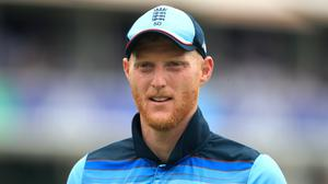Ben Stokes believes he could be back in action in three weeks time (Adam Davy/PA)