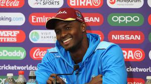 Jason Holder is looking to lead his side to their first Test series win on English soil since 1988 (Mark Kerton/PA)