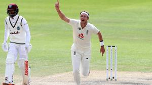 Stuart Broad wants to keep on playing for England (Martin Rickett/PA)